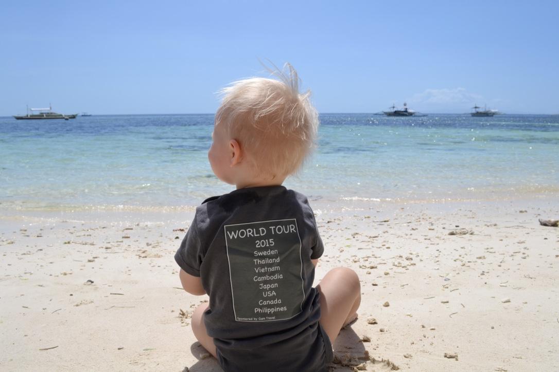 Passa på & upptäck världen med era små!