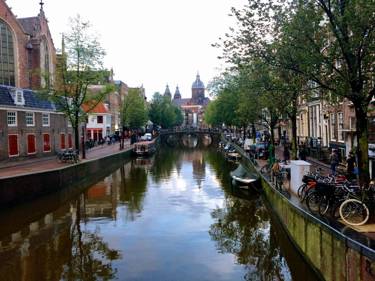 Vårens tjejresa är bokad – Amsterdam here we come!