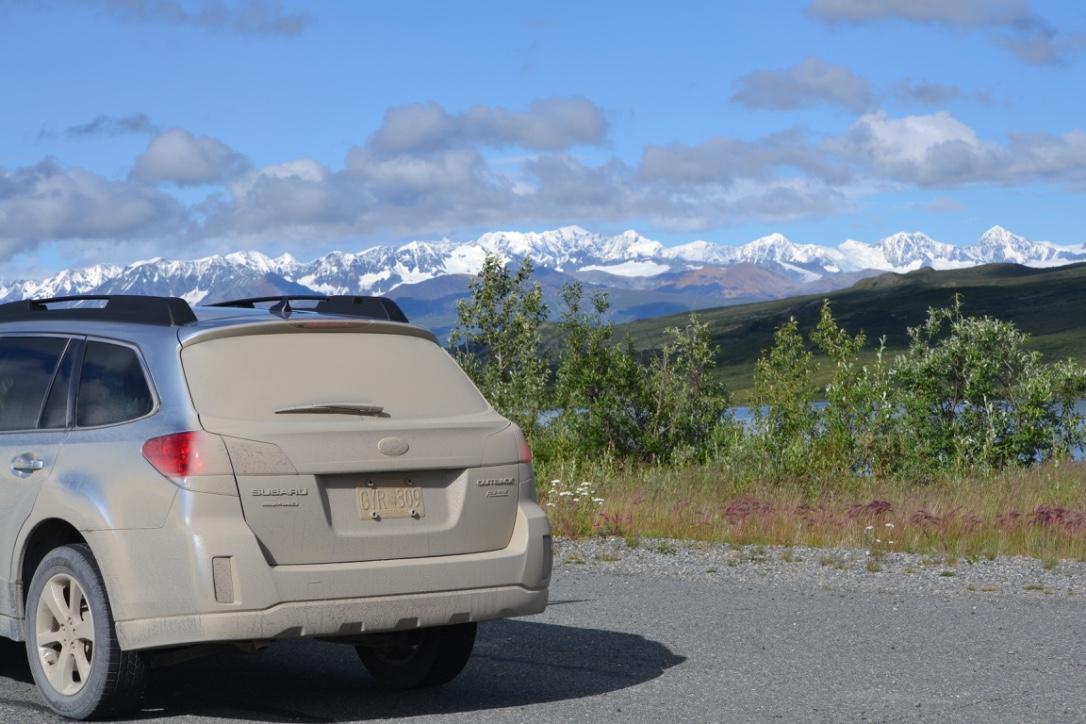 En resa runt jordklotet – Del 2: Roadtrip i Alaska och Canada