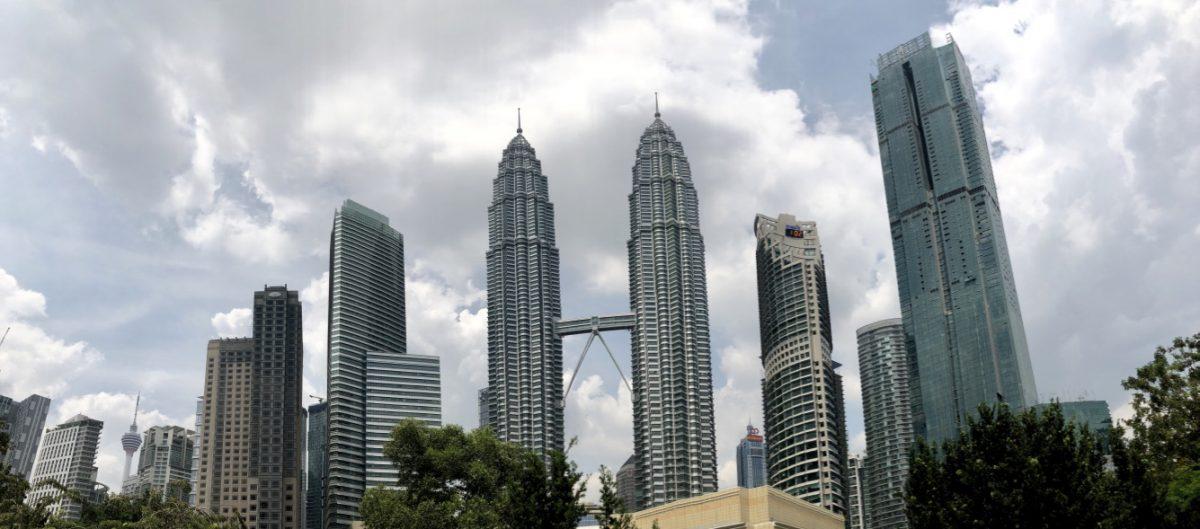 Två dygn i Kuala Lumpur innan nästa flyg till en annan kontinent…