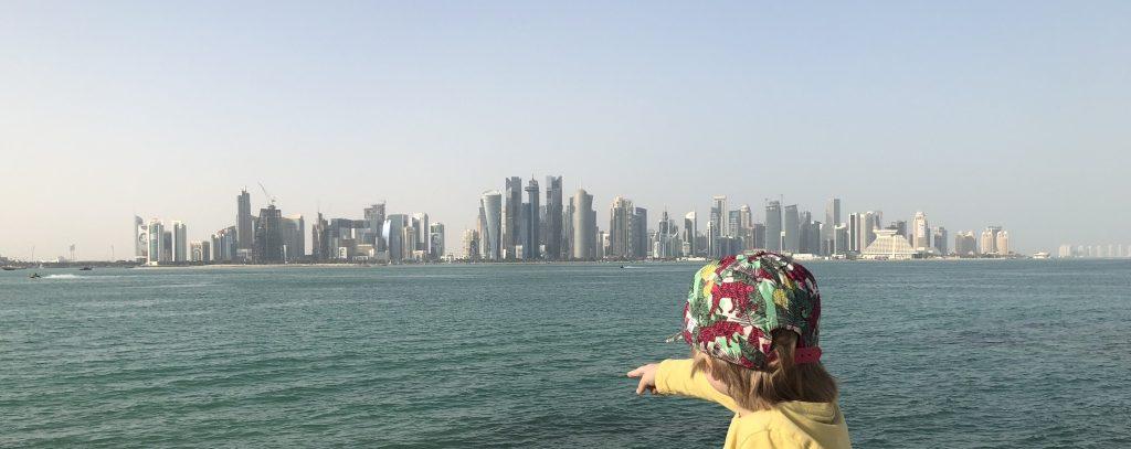 När ett dygn i magiska Doha är minst lika bra som en paradisstrand på Zanzibar