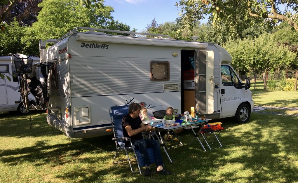 Vår roadtrip med husbil sommaren 2017 – Del 1 Östeuropa