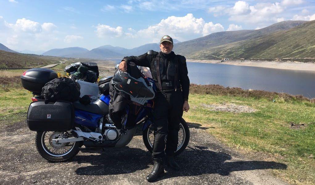 Isle of Man TT nästa – men först Skottland!