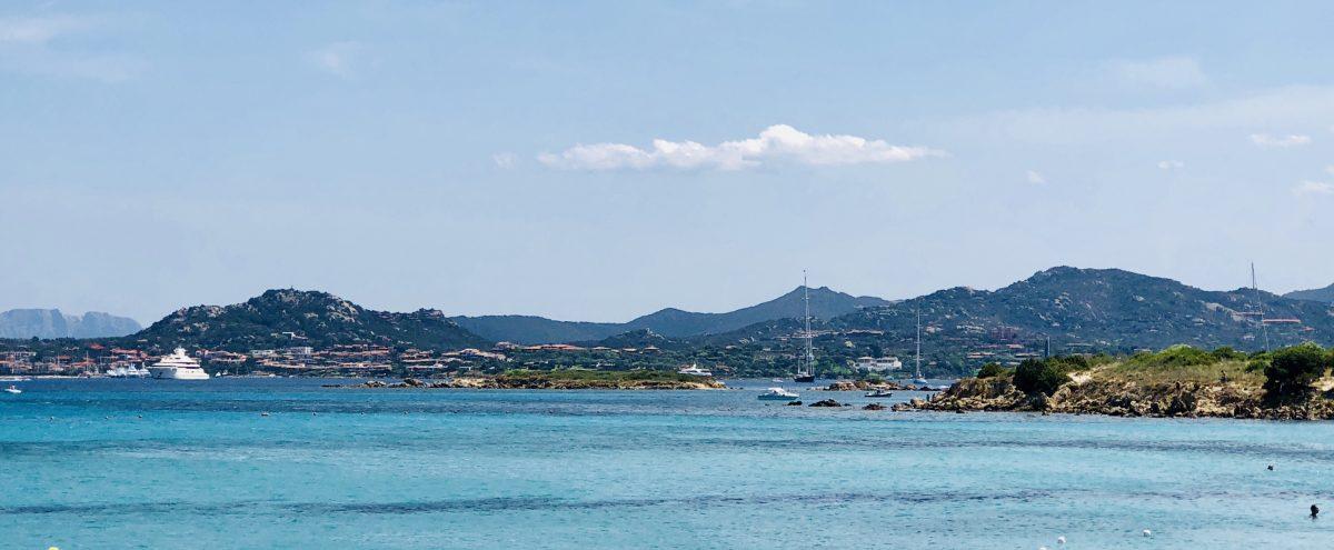 Ett gäng vackra stränder på Sardinien