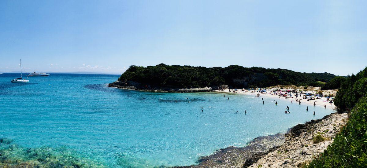Korsika – ett riktigt paradis! Otroliga Plage du Petit Spérone & charmiga Bonifacio