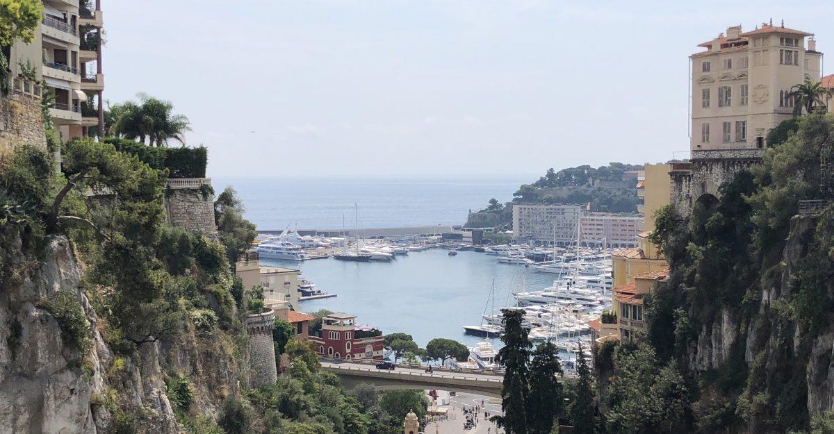 Antibes, Nice & Monte Carlo i en salig blandning